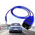 Новый OBD2 VAG COM 409.1 Кабель Диагностический Кабель ELM327 USB-VAG Сканирования Диагностический Инструмент Для Audi VW