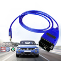 New OBD2 VAG COM 409.1 Cable Diagnostic Cable ELM327 USB-VAG Scan Diagnostic Tool For Audi VW