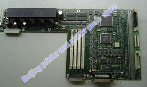 Free shipping 100% test  for HP750 755 Formatter Logic Board  C4708-69001 C4708-60001 on sale desigh plotter parts free shipping 100% test for hp dj 110plus formatter board c7796 67008 on sale