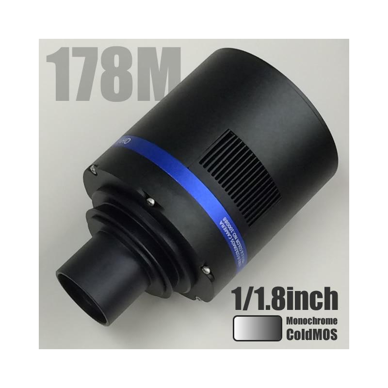 QHY178C caméra d'astronomie refroidie rétroéclairée en couleur