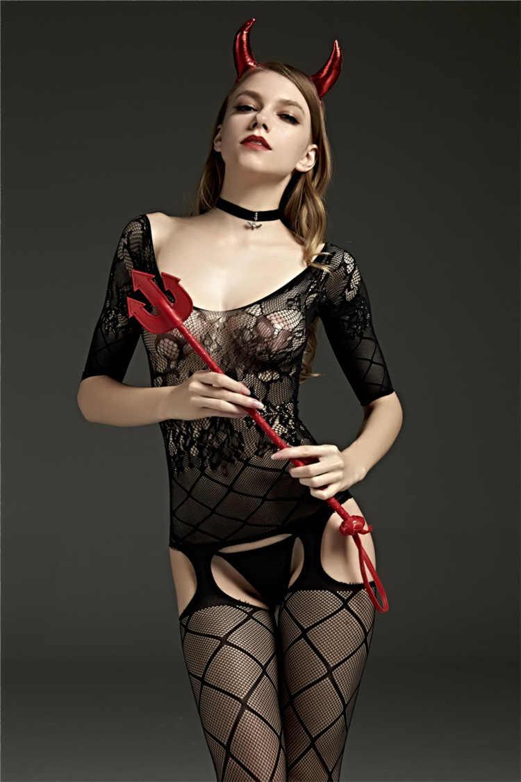 Please, sexy women fishnet open crotch lingerie magnificent