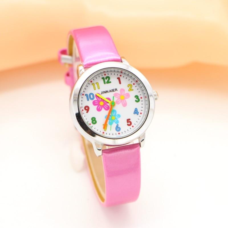 New Fashion Sun Flower Watches Children Kids Boys Gift Watch Casual Quartz Wristwatch Relogio Relojes Montres Kol Saati
