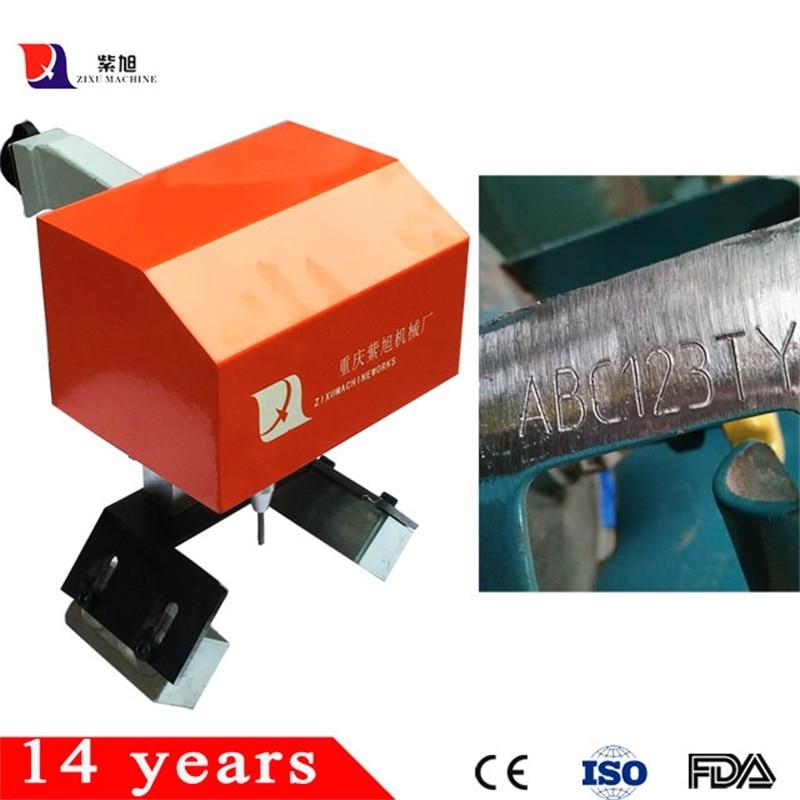Hand Marking Machine Dot Peen Marking Machine Gas Cylinder Marking Dot Pen Marking Machine