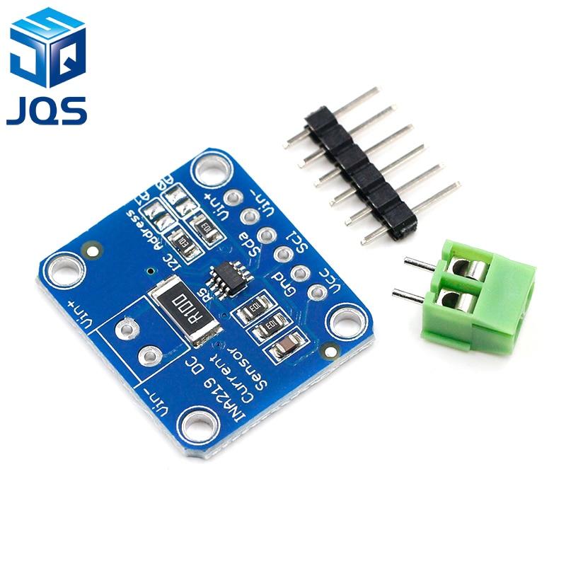 INA219 I2C Zero Drift Bi-directional Current Power Supply Sensor Breakout Monitoring ModuleINA219 I2C Zero Drift Bi-directional Current Power Supply Sensor Breakout Monitoring Module