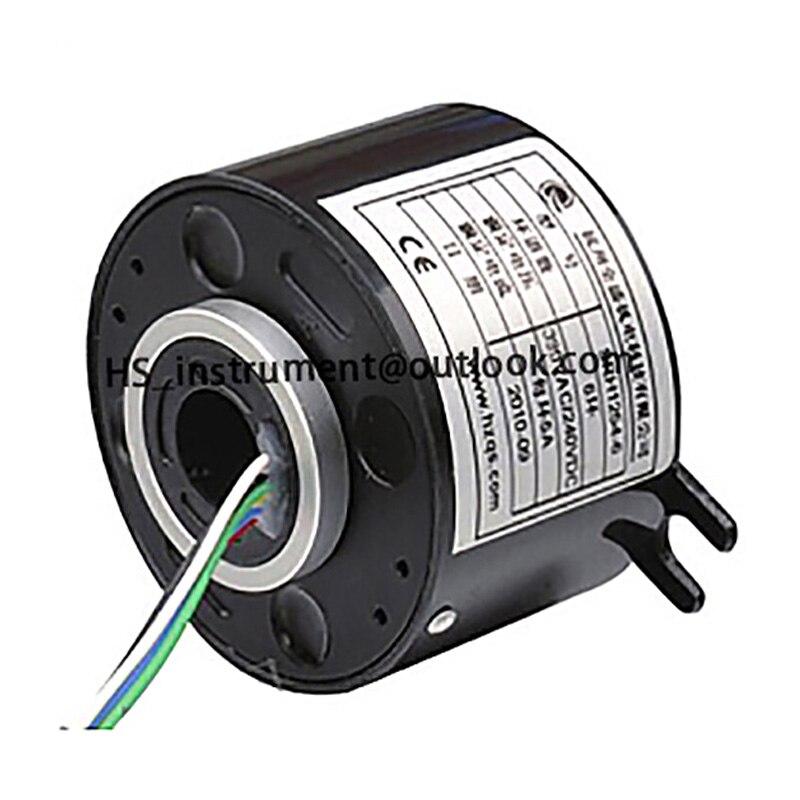 Feuillet Original Anneau SRH1254 Série à travers-alésage 12 Circuit électrique bague collectrice conducteur outil