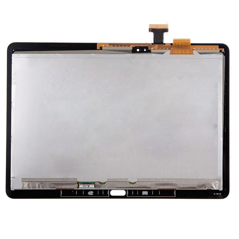 цена Full Touch Screen Sensor Glass Digitizer + Lcd Display Panel Screen Assembly for Samsung Galaxy Note 10.1 SM- P600 P601 P605