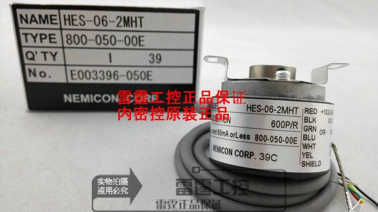 Новый оригинальный NE MI CON с контролем инкрементного кодировщика HES-06-2MHT импульса 600P title=