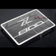 Для KAWASAKI Z800 2013 2014 2015 2016 Мотоцикл Решетка Радиатора Гвардия Протектор Крышки Топливного Бака Защиту Сети
