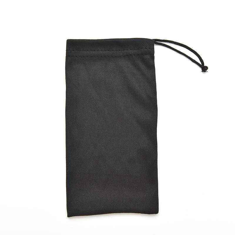 Soft Cloth Sunglasses Bag Microfiber Dust Waterproof Storage Pouch Glasses Carry Bag Portable Eyewear Case Container 17*8.5cm