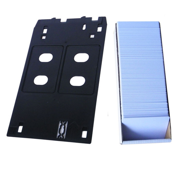 Aliexpress buy 1x pcs pvc card tray for canon j 50 pcs blank 1x pcs pvc card tray for canon j 50 pcs blank business cards for canon reheart Gallery
