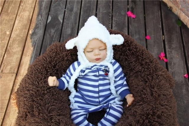 Newborn sheep Hat  56c2fcc60955