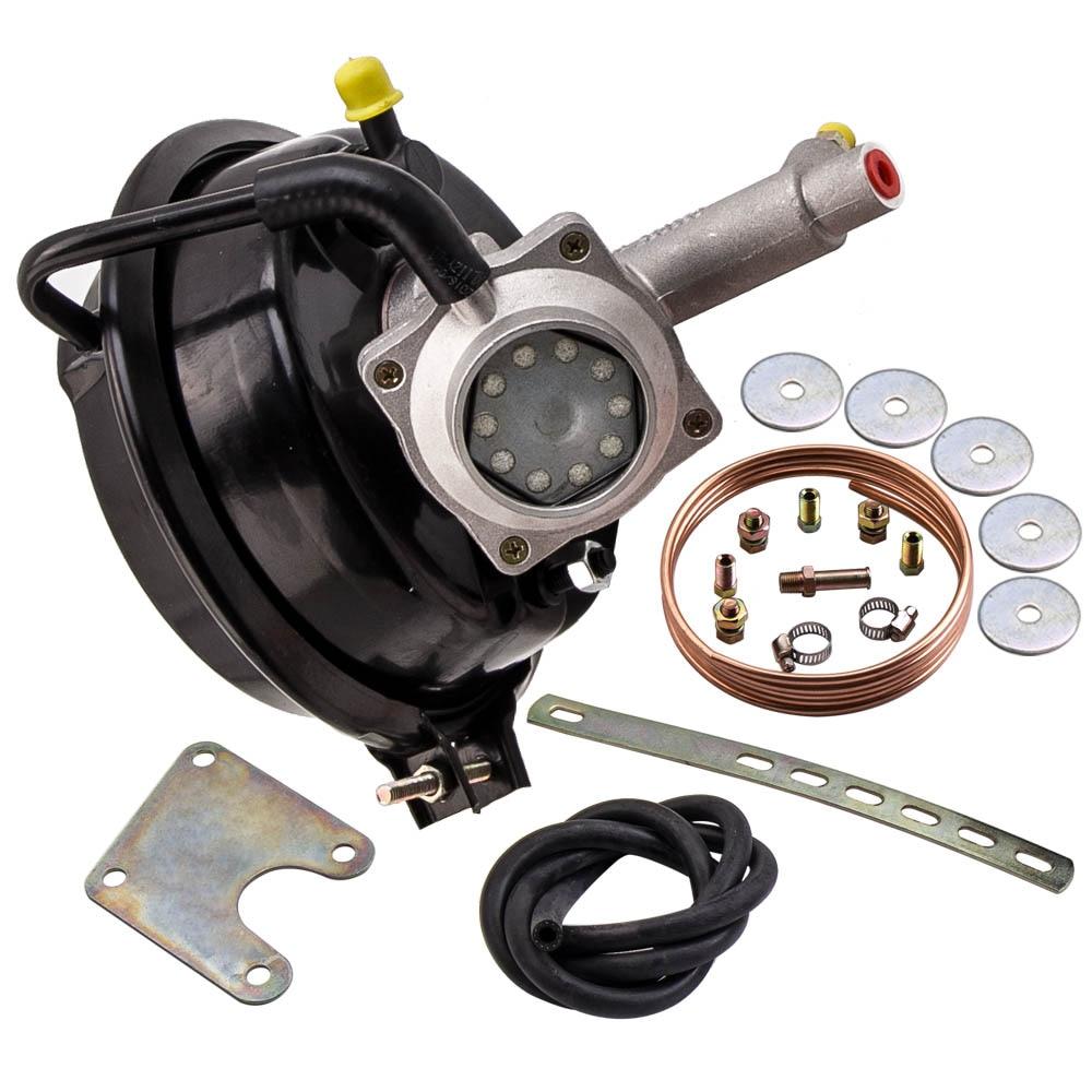 VH44 Booster de frein à distance et support de montage pour Ford Fairlane Falcon XP XR XT pour les modèles de freins à tambour à 4 roues