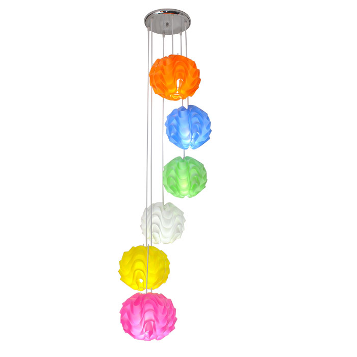 droplight of contemporary and contracted hall droplight The stairs droplight PVC wave ball sitting room lightdroplight of contemporary and contracted hall droplight The stairs droplight PVC wave ball sitting room light