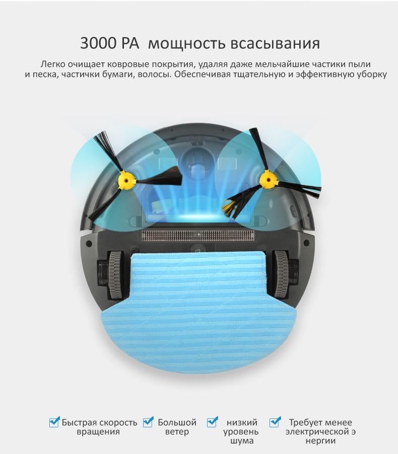 B6009 LIECTROUX ロボット掃除機 Warehosue)