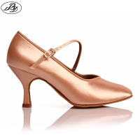 Dancesport Shoes 138 ClASSIC Ladies Ballroom Dance Shoes Fresh Satin