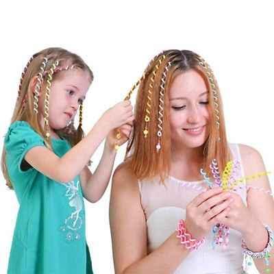 3 шт./компл. девушка мама бигуди волосы заплетены ролик для укладки волос Средства для волос женщина девушка Уход за волосами принцессы аксессуар для волос