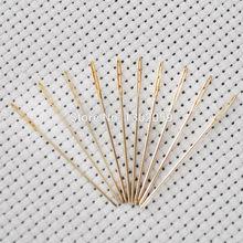 Dostępne wysokiej jakości igły do haftu zestaw do haftu igły 22 # 24 # 26 # tanie tanio 100 COTTON Tradycyjny chiński PAPER BAG Składane NEEDLES Embroidery package Embroidery Needle