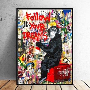 RELIABLI ART Follow Your Dream