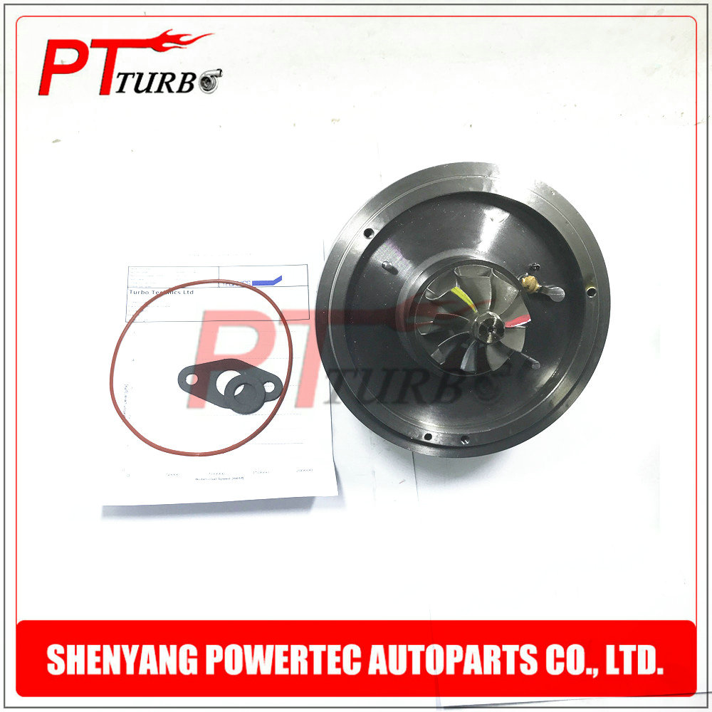 PT TURBO Turbo turbine cartridge core CHRA for Ford Transit connect S-MAX Mondeo Focus 1.8 TDCI DURATORQ LYNX - 758532 / 763647 / 1567329