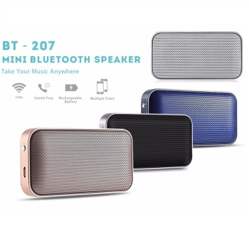 Pocket Wireless Bluetooth Speaker 1