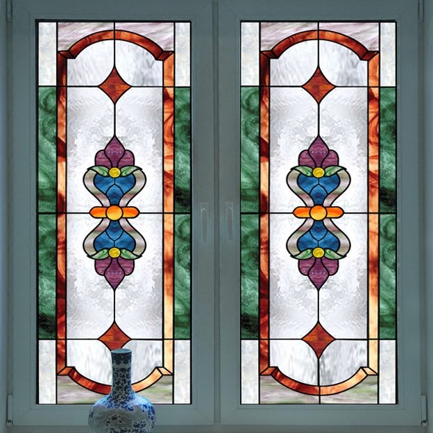 Frosted Static Cling 90cm Width Bathroom Window Transpa Gl Retail Decorations China