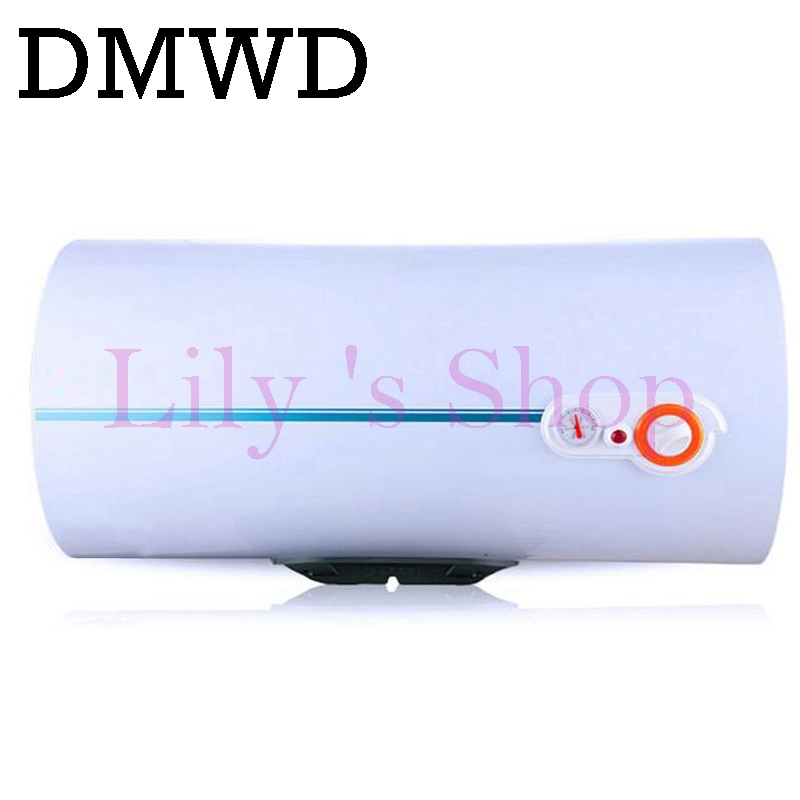 High quality 32L hot water storage type heating machine electric water heater for shower bathroom device EU US plug