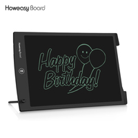12 Inch Graphics Tablets eWriter Handwriting Pads Plan Pad Adults Kids Children LCD Writing Screen Tablet Drawing Board