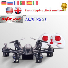 RC MiNi Drone MJX X901 Quadcopter controller Remote Control Helicopter 2.4GHz 6 Axis RTF pocket RC Drone with retail box vs cx10