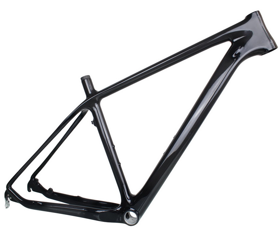 2018 MIRACLE brand 29er bicicleta mountain bike 16 BSA Carbon mtb frame 29inch 135x9mm bicycle frame