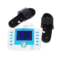 Multifunctional Acupuncture Massage Physiotherapy Instrument Massage Slipper Meridian Home Digital Meridian Massager Health Care