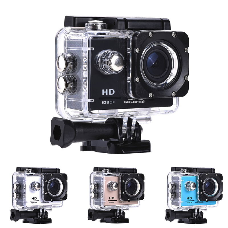 HD 1080P Action Camera 2.0 LCD Screen 120D Sport Video Recording Camcorder DVR DV Recorder go Waterproof pro Mini Helmet CameraHD 1080P Action Camera 2.0 LCD Screen 120D Sport Video Recording Camcorder DVR DV Recorder go Waterproof pro Mini Helmet Camera