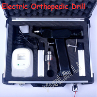 Dual-Use Hollow Drill Hospital Orthopedic Surgery Equipment Pet Available Electric Orthopedic Drill