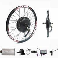70 km/h 72v 2000W moteur de roue arrière Kit de vélo électrique Kit de Conversion de vélo électrique