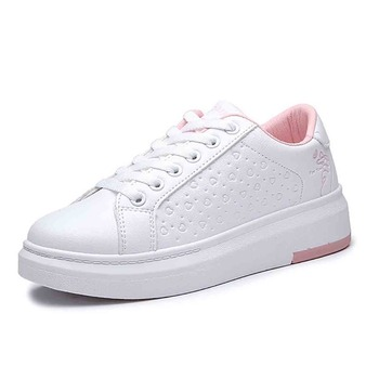 Shoes Women's Shoes Casual Sports Shoes Korean Version Of Ulzzang Harajuku Autumn White Shoes Explosion Models Ins Old Shoes Wom