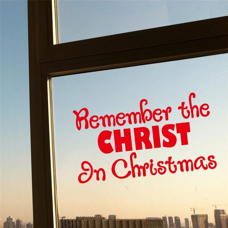 Erinnern christus in weihnachten zitate wandaufkleber raumdekor 054 ...