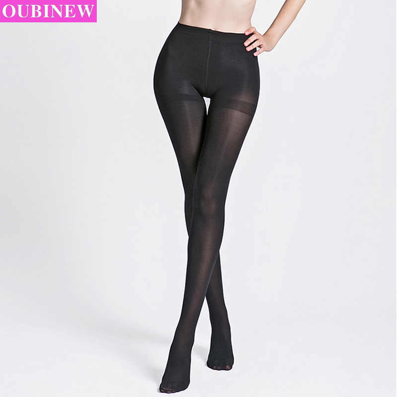 Super Elastic Mens Warm Pantyhose Velvet Thick Stockings Footed Tights Underwear