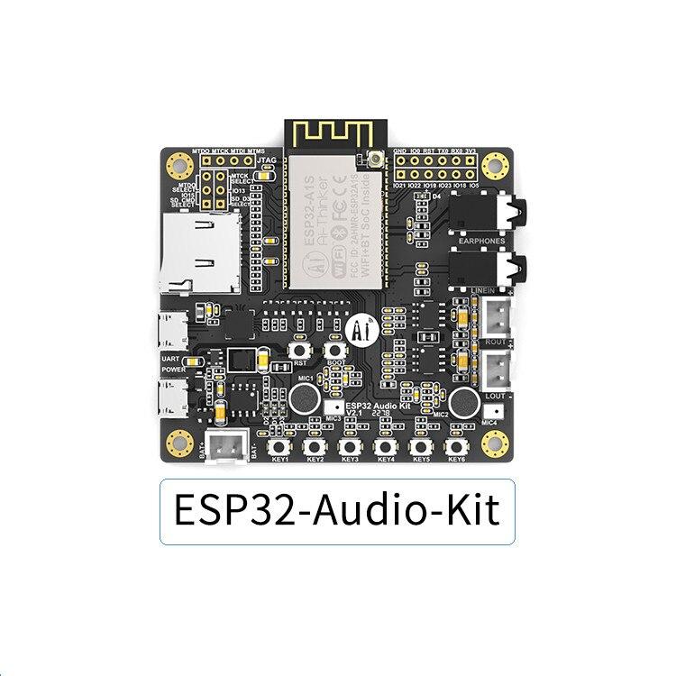 1PCS ESP32-Aduio-Kit WiFi+ Bluetooth module ESP32 serial to WiFi  ESP32-Aduio-Kit audio development board with ESP32-A1S1PCS ESP32-Aduio-Kit WiFi+ Bluetooth module ESP32 serial to WiFi  ESP32-Aduio-Kit audio development board with ESP32-A1S