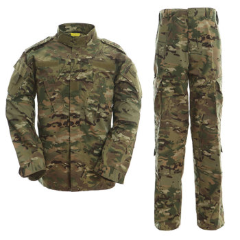 Tactical Military Uniform Camouflage Clothes Suit Men US Army Combat clothes Pants Knee Pads Airsoft Paintball Equipment Clothes loveslf tactical camouflage military uniform clothes suit men us army clothes military combat shirt cargo pants knee pads