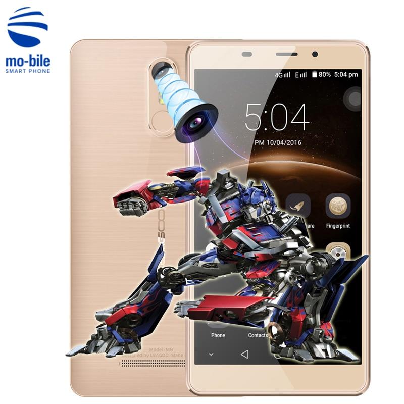 "bilder für Ursprüngliche Leagoo M8 Android 6.0 MT6580A 5,7 ""HD 3G Handy Quad Core 2 GB RAM 16 GB ROM 13.0MP 3500 mah Fingerabdruck Smartphone"
