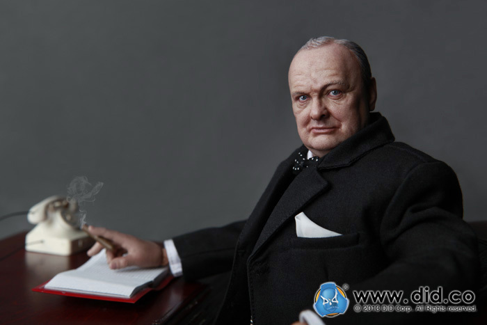 1/6 scale figure doll WWII British Prime Minister Churchill 12 action figure doll Collectible Figure Plastic Model Toys ada instruments 3d liner 2v