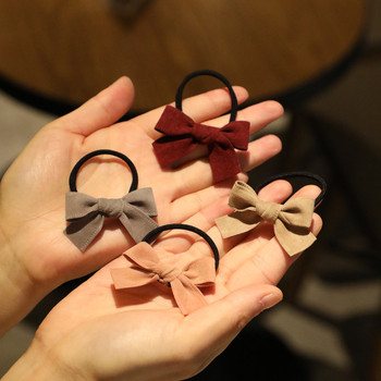 Тканевые заколки для волос, эксклюзивные заколки для волос с бантом, ручная повязка на голову, заколки для волос, аксессуары для волос для девочек