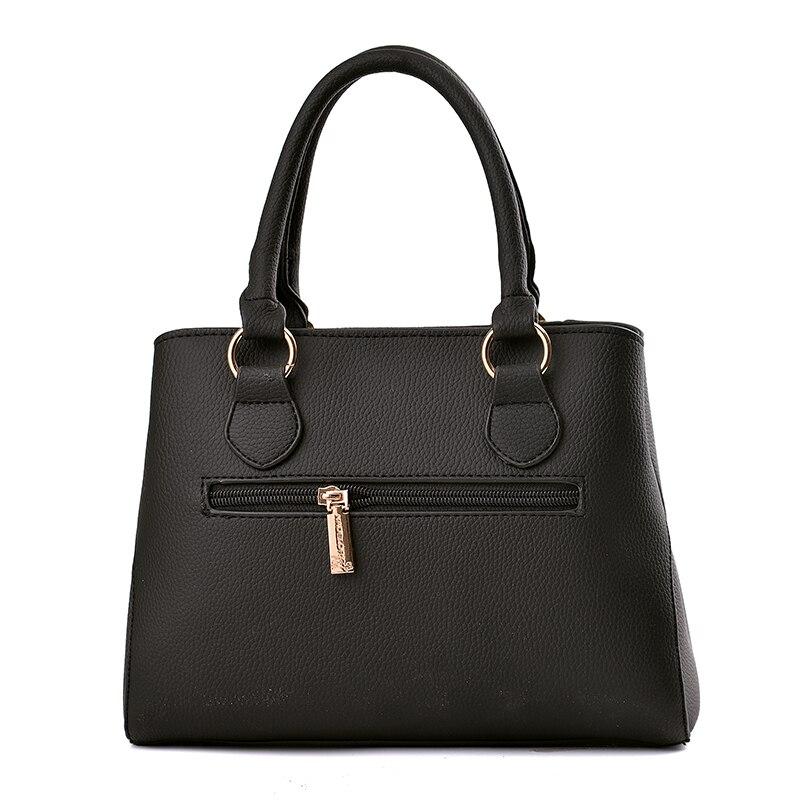 Nevenka Women Handbag PU Leather Bag Zipper Crossbody Bags Lady Bag High Quality Original Design Handbags Top-Handle Bags Tote12