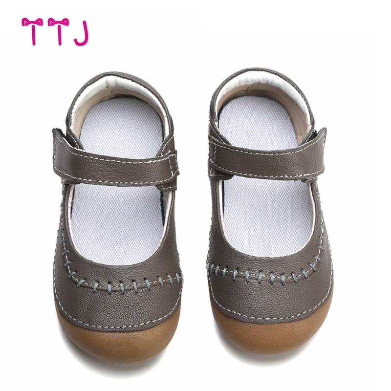e4bf59b220a TTJ κορίτσια παπούτσια γνήσιο δέρμα μαύρο mary jane με τα παιδιά ...