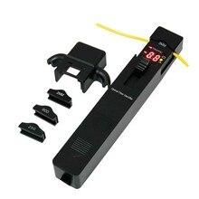 FirstFiber FF 3306B Handheld Optical Fiber Identifier for bare fiber/0.9/2.0/3.0 Metal cable  fiber tester dark cable tester