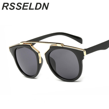 New Style Restoring Ancient Ways Round Women Sunglasses Designer Sunglasses Men And Women UV400 Glasses Oculos De sol
