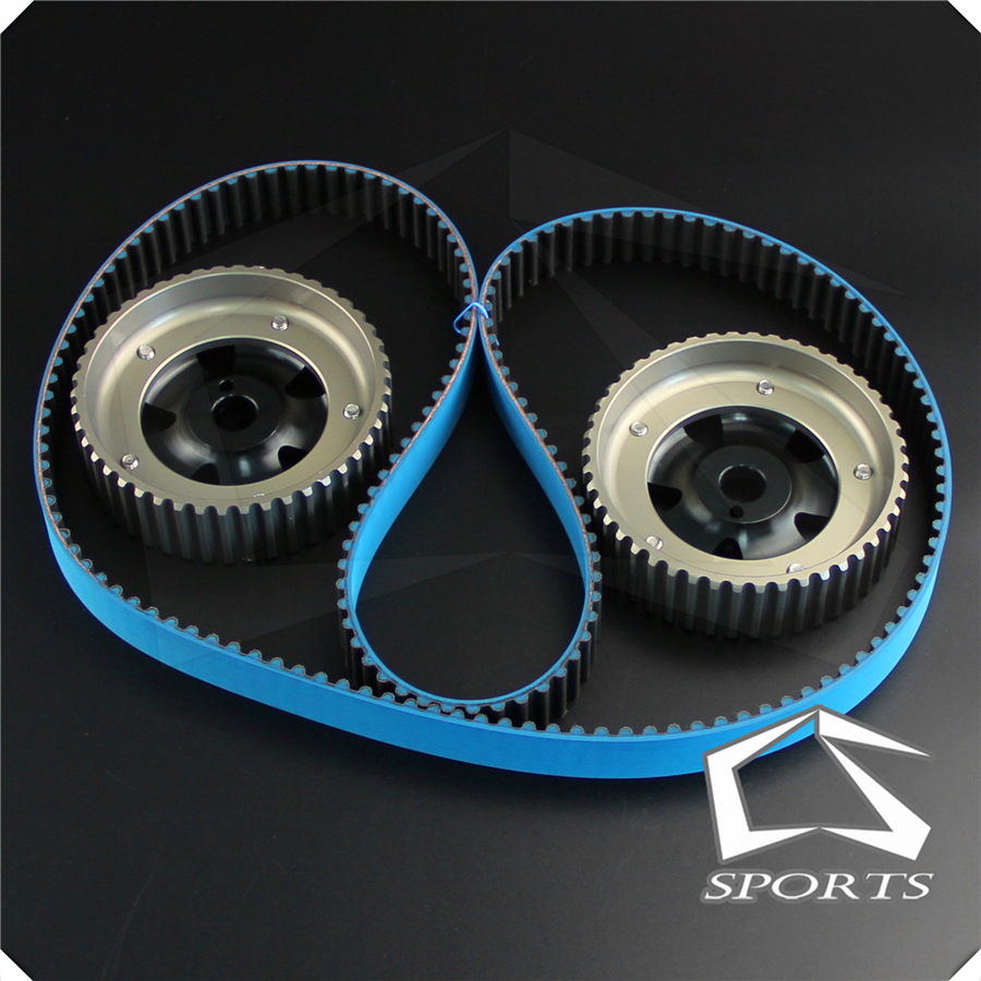 Кулачковый механизм w/набор зубчатого ремня подходит для Toyota MR2 3S GE 174 T 97 99/98 05 Celica VVTI - 5