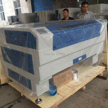 Factory supply CNC CO2 laser cut machine for wood fabric acrylic / TBI ball screw laser cnc machine
