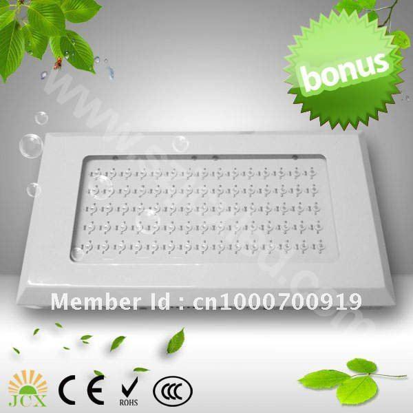 106 доллар Продвижение led grow light 150 Вт(75*3 Вт), 3 yeas гарантия, высокое качество, дропшиппинг