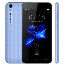 Homtom ht16 pro 5.0 pulgadas de pantalla hd android 6.0 mtk6737 quad núcleo Smartphone 3000 mAh Teléfono Celular 2 GB RAM 16 GB ROM 4G Móvil teléfono