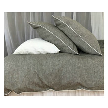 ESASILK Yarn Dyed Terse French Linen Square Cushion cover Pillowcase Free Shipping 1Pc